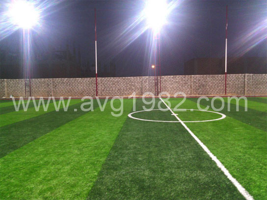 /Soccer field in Egypt