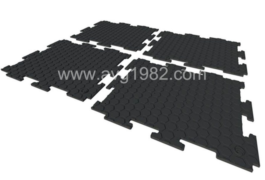 High Elastic Shockpad Layer