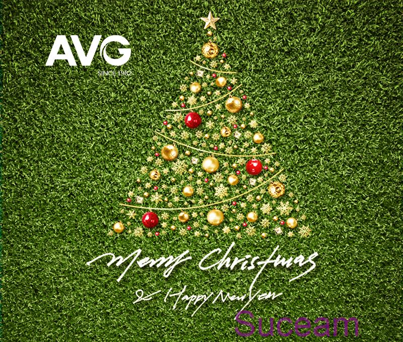 Merry Christmas and Happy New Year by AVG